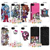 Capinha Capa 3d Monster High Meninas Motorola Moto G G2 X