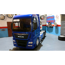 Camion Man- Tgx 26-440 6x2 1/32 Welly