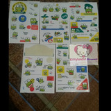 Stickers Calcomanias Keroppi Amigo Hello Kitty