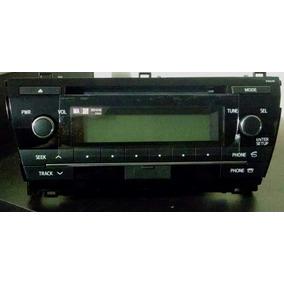 Rádio Toca Cd Original Toyota Corolla Gli 2014/15, Novo