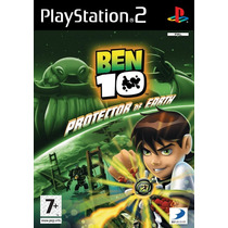 Patch Ben 10 Collection (4 Games) Ps2 Frete Gratis