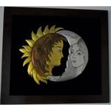Cuadro De Eclipse En Arte Ruso