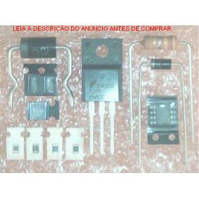 Kit Reparo Fonte Philips - 12 Peças - O Mais Completo