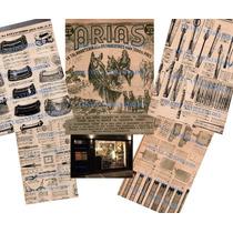 Talabarteria Arias 4 Antiguos Catalogos Cuchillos Rastra 196
