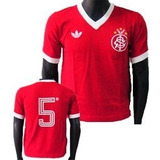 Camisa Vintage Retrô Internacional 1980 - Retrô Do Inter