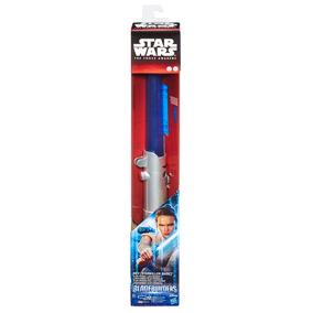 Star Wars - Sabre De Luz Eletrônico - Rey Ep.vii B5898