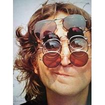 Lentes Tipo John Lennon Hipster Vintage Clasicos