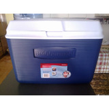Heladera Conservadora Rubbermaid, Made In Usa 45 Litros