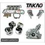 Kit Retifica Motor Honda Civic 1.6 16v D16y7/8 *promoção*