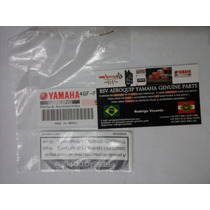 Etiqueta Pressão Pneus Jog Teen Bws 50cc Orig Yamaha