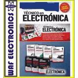 Manual Técnico En Electrónica.circuitos, Reparacion +videos