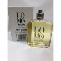 Perfume Uomo Moschino Edt Masculino 125ml - Tester