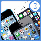 Pantalla Iphone 5g-5c-5s / Instalada 20 Min / Myphonexpress