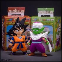 Figura De Goku Y Picollo. Pvc Dragon Ball Kai. Envio Gratis!