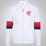 Jaqueta Flamengo Branca adidas Capuz 2016