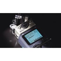 Gravador Digital Zoom H5 + Acessorios