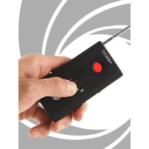 Anti Spy - Detector De Spy Descubre Camera Escondida Espião