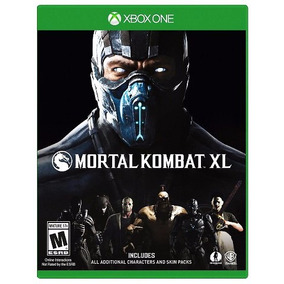 ..:: Mortal Kombat Xl ::.. Para Xone En Start Games.