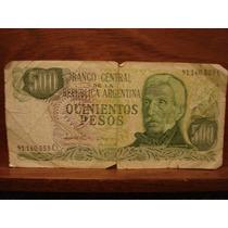 500 Quinientos Pesos Banco Central Ver Fotos