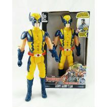 Wolverine Boneco 30 Cm