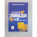 Lecciones De Criminologia Para Estudiantes De Derecho