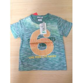 Camiseta - Tyrol - Camiseta Menino - Vgk25