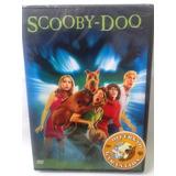 Dvd Scooby Doo - Lacrado De Fábrica - Original