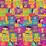 Embalagem Para Ovos De Pascoa Da Show Da Luna 69x89cm