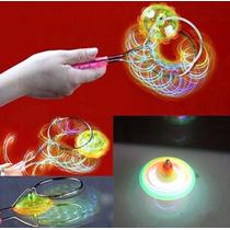 Giroscopio (peonza) Magnético Con Luz. Con Envío Express