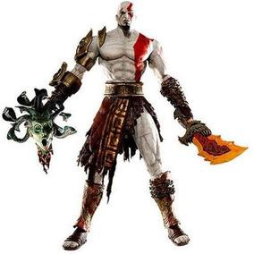 Boneco God Of War Lacrado Pronta Entrega Figure Brinquedo