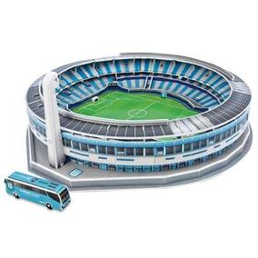 Maqueta Estadio 3d Para Armar!!!cancha De Racing El Cilindro