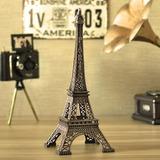 Torre Francia Eiffel Metal Escala 30 Cm