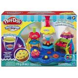 Play Doh Fabrica De Cupcakes, Pasteles Y Tortas