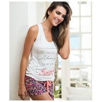 Pijama Lody 8207 Verano Mujer Oferta Ultima Prenda Hot Teen