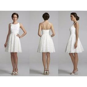 Vestidos Casamento Civil Ou Reveillon Renda Variados