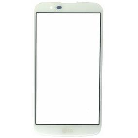 Tela Vidro S/ Touch Lg K10 K430 K430tv Branca Natal