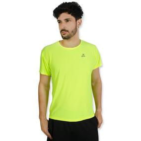 Camiseta Running Color Crepe Uv25 Ss Muvin Csr-300