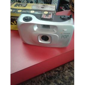 Camera Antiga De Filme Mirage Pop Nunca Usada Tem A Caixa