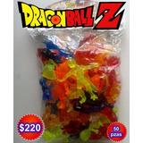 Dragon Ball Z 50 Figuras Plastico Varios Modelos 5-8cm #1