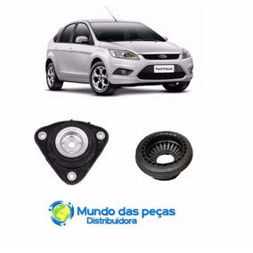 Coxim Amortec Dianteiro + Rolamento Ford Focus 2009 A 2013