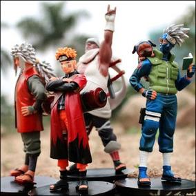 Boneco Naruto Lote 4 Bonecos Pronta Entrega Leia O Anúncio