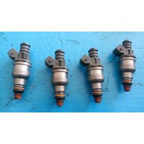 Inyectores De Gasolina Escort Zx2 2.0 4 Cil Mod. 2002x Pieza