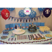 Frozen Golosinas Personalizadas Stickers Candy Bar 20 Chicos