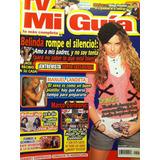 Belinda Eduardo Yañez Marimar Vega Revista Mi Guia