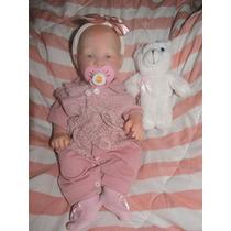 Bebezinha Reborn Linda Prematura Sob Encomenda