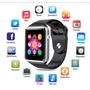 Smartwatch A1 C/camara C/sim-slot Sd - Envio Sin Costo