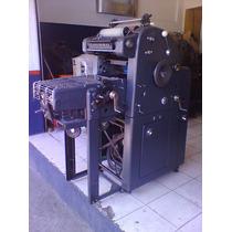 Maquina Para Imprenta Abdick 360 Offset