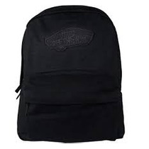 Mochila Backpack Vans Realm Onyx Black