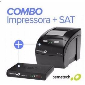 Impressora Térmica Bematech Mp100s + Sat Fiscal Rb-1000