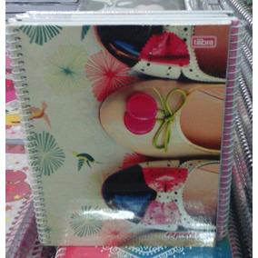 Caderno De 1 Matéria - Tilibra - Mais - Simples Pacote C/ 4
